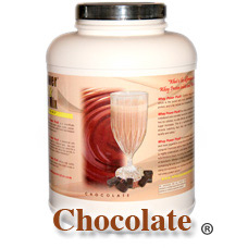 Whey Power Plus - Chocolate